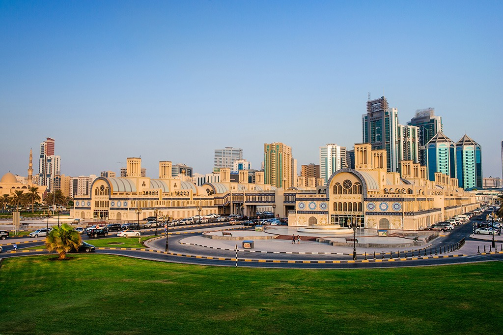 Central Market of Sharjah