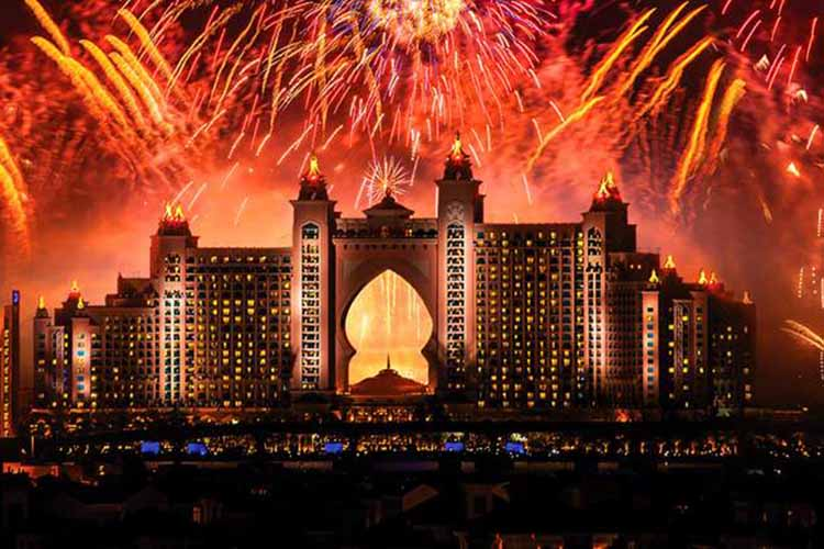 Atlantis, The Palm's Royal Gala