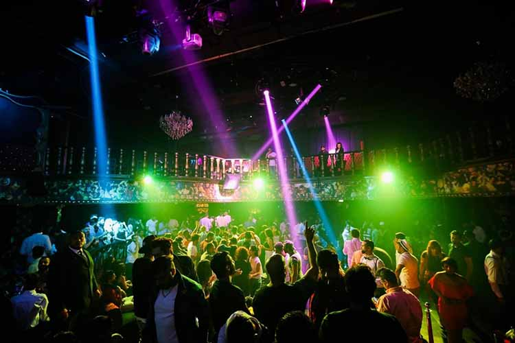 Dubai's Famed Clubs