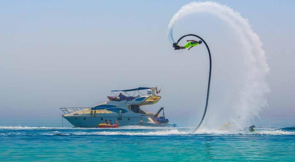 water sports dubai